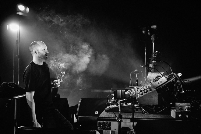 Paul Kalkbrenner by: Studio Olaf Heine