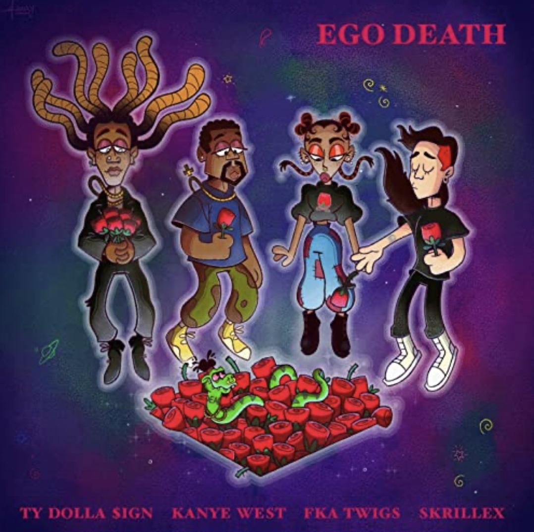Ty Dolla $ign feat. Kanye West, FKA Twigs & Skrillex - Ego Death
