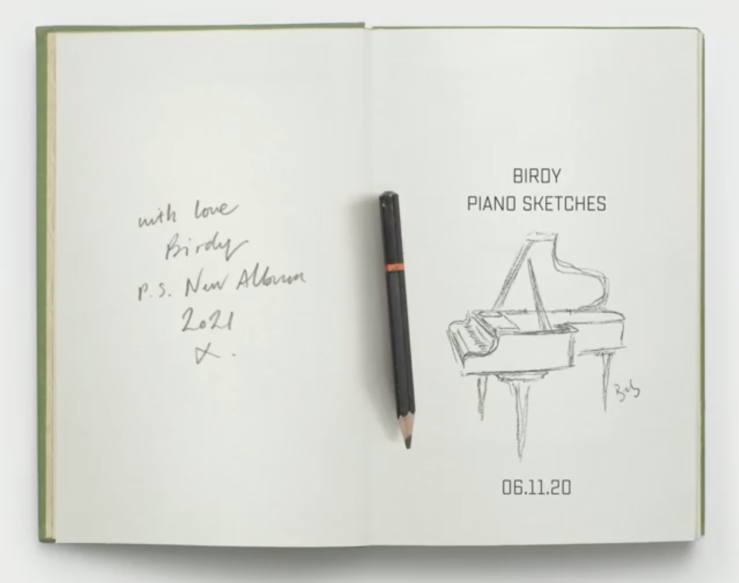 Birdy - Piano Sketches
