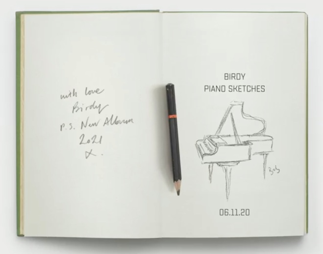 Birdy - Piano Sketches