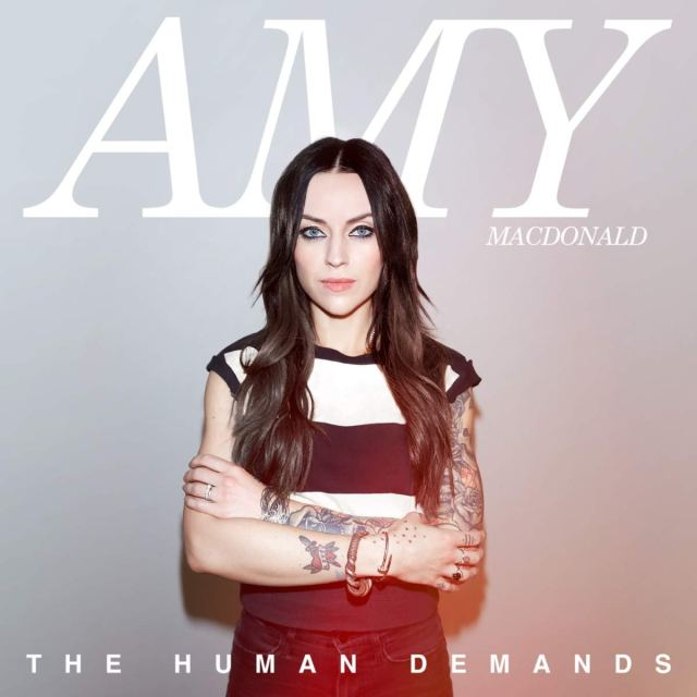 Amy MacDonald - The Human Demand