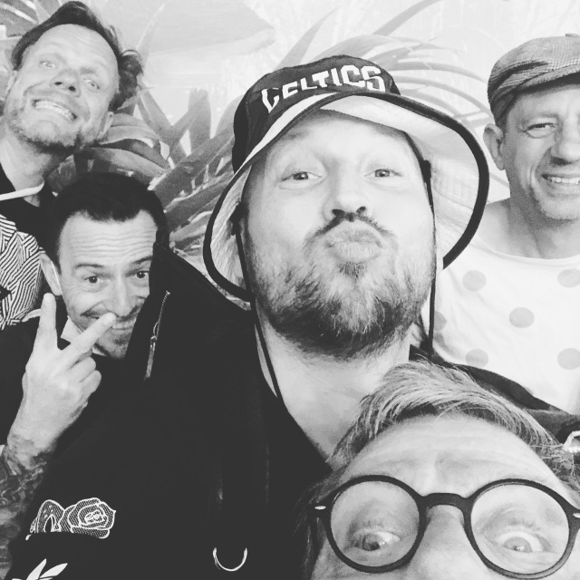 Beatselfie Credit Beatsteaks