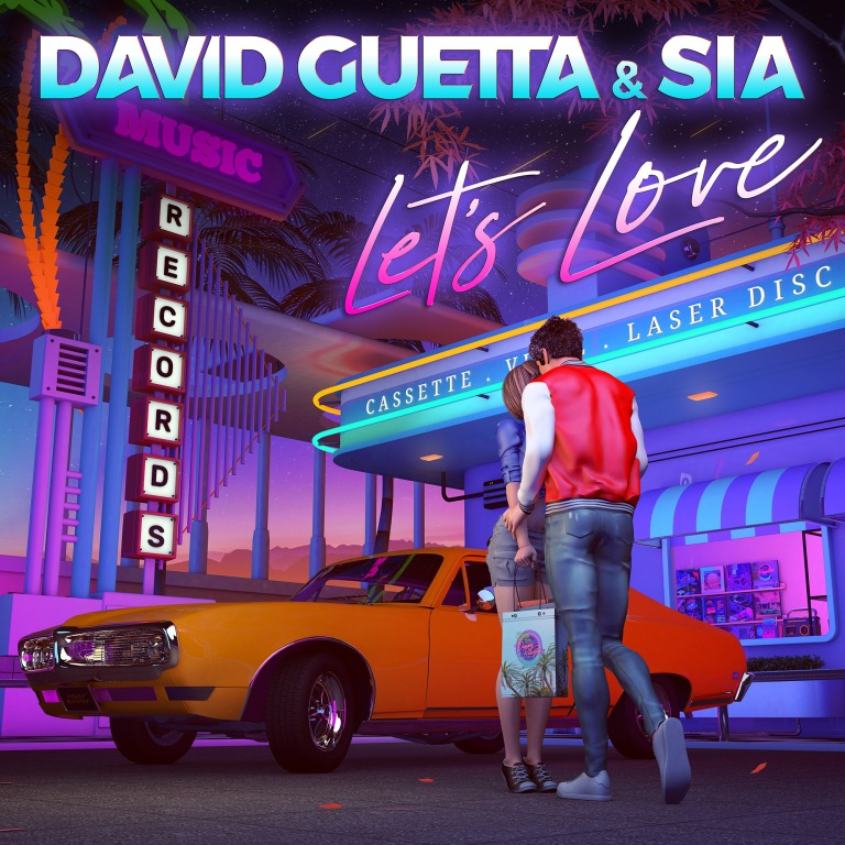 David Guetta feat. Sia - Let's Love