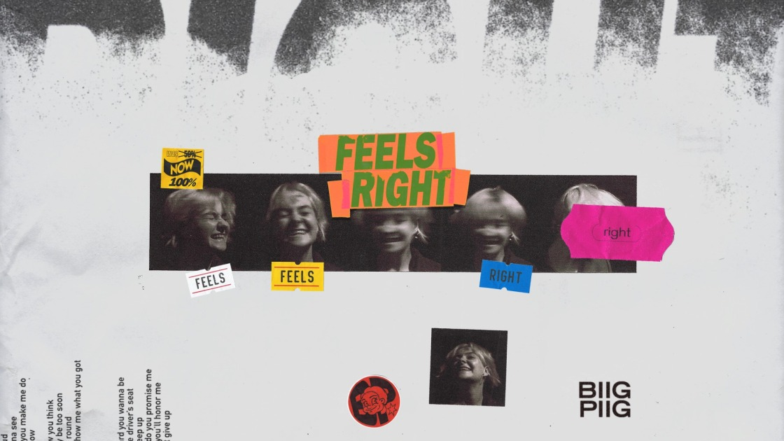 Biig Piig - Feels Right