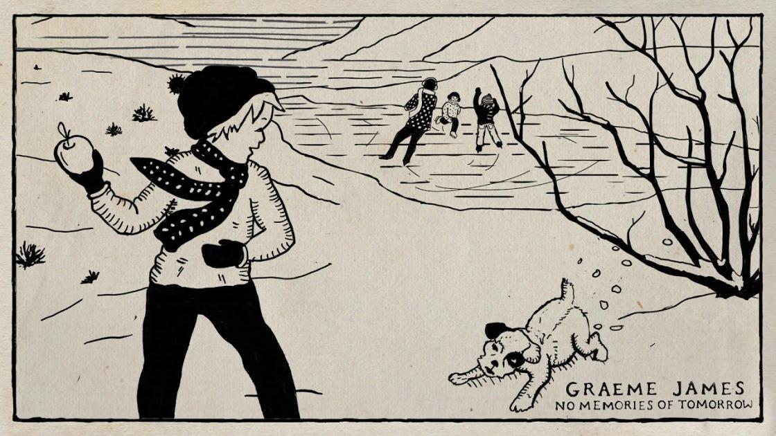 Graeme James - No Memories Of Tomorrow