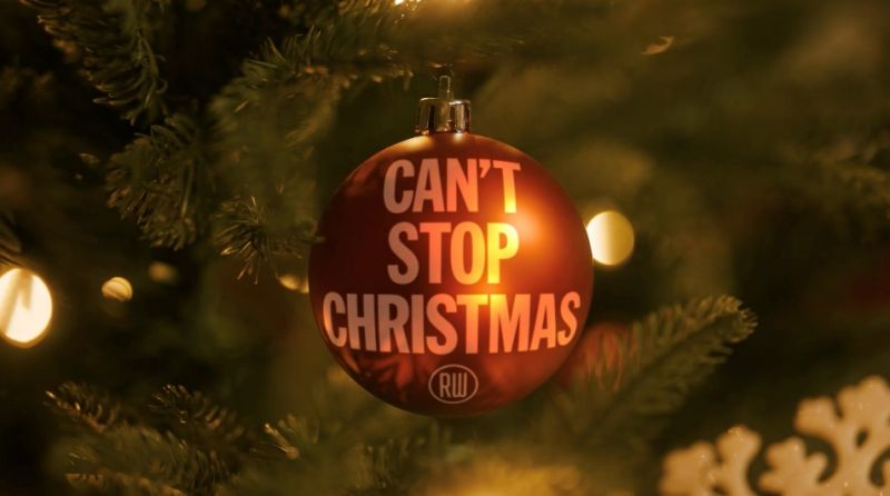 Robbie Williams - Can't Stop Christmas