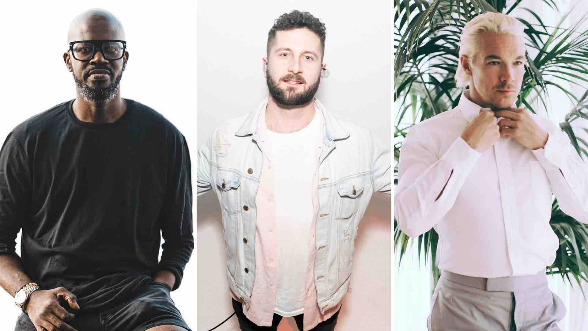 Black Coffee, Elderbrook, Diplo
