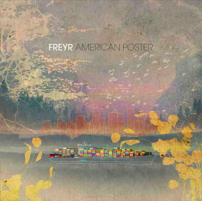 Freyr - American Poster
