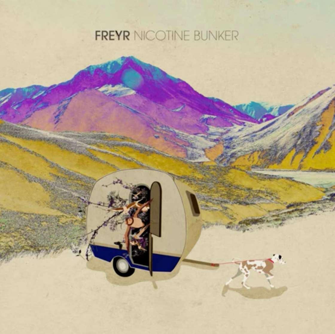 Freyr - Nicotine Bunker