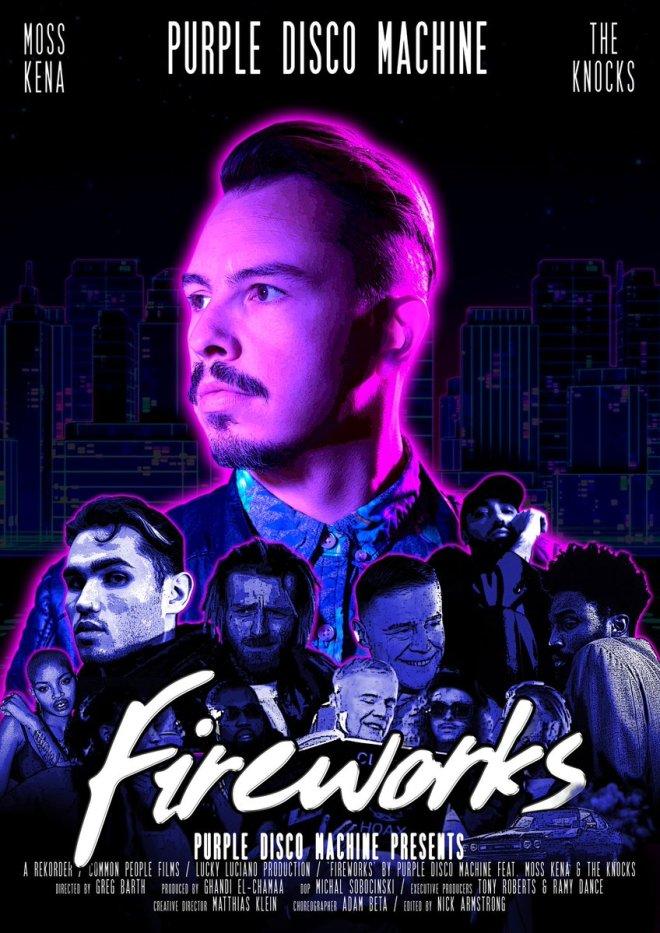Purple Disco Machine feat. Moss Kena & The Knocks - Fireworks