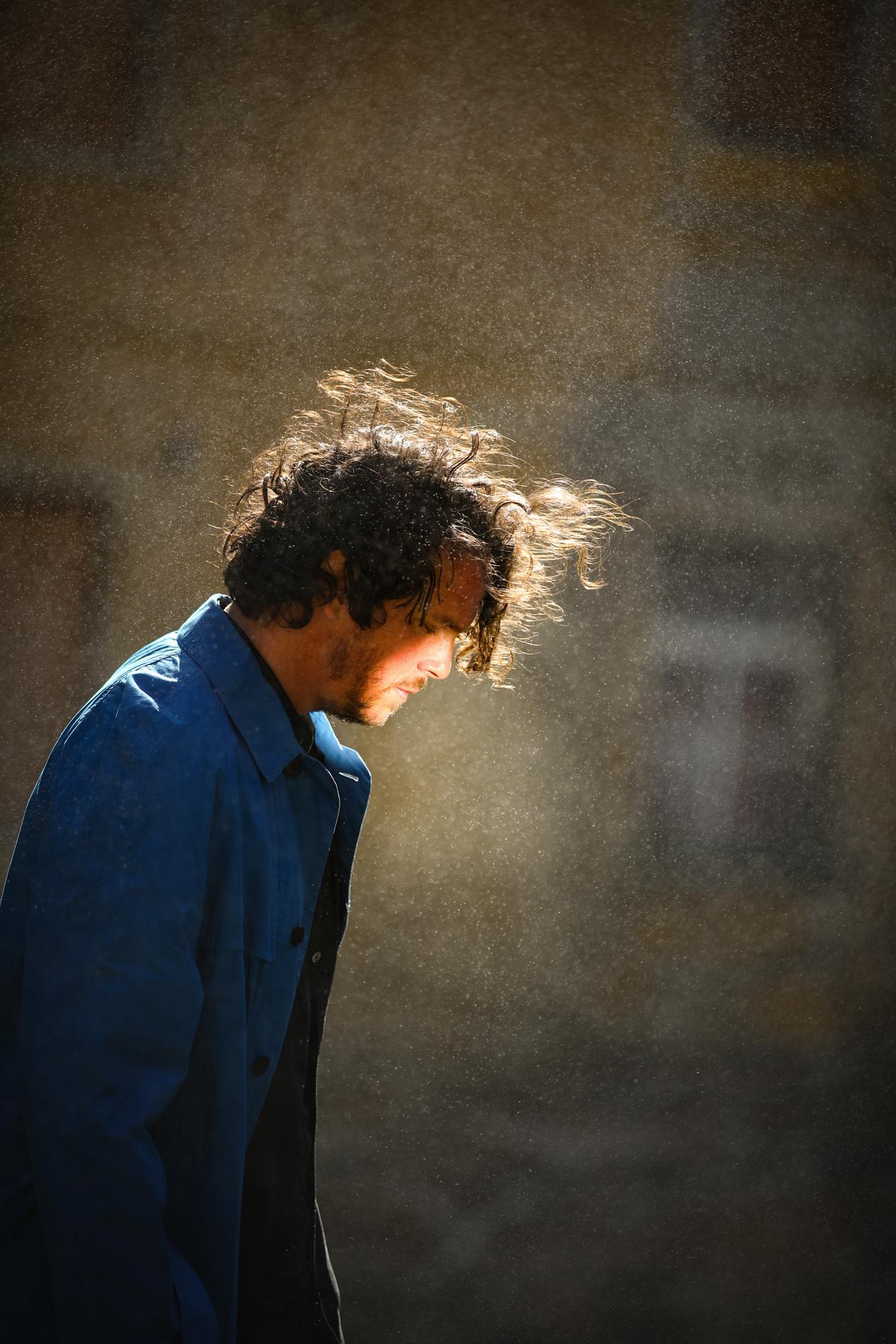 Ro Bergman, Pic by: Peter Rigaud