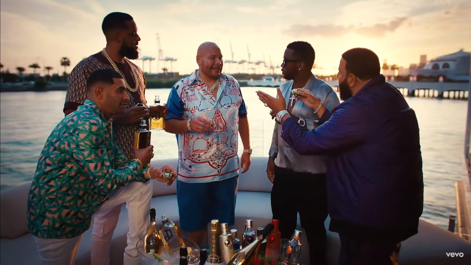 Fat Joe feat. DJ Khaled & Amorphous - Sunshine (The Light) (Music Video)