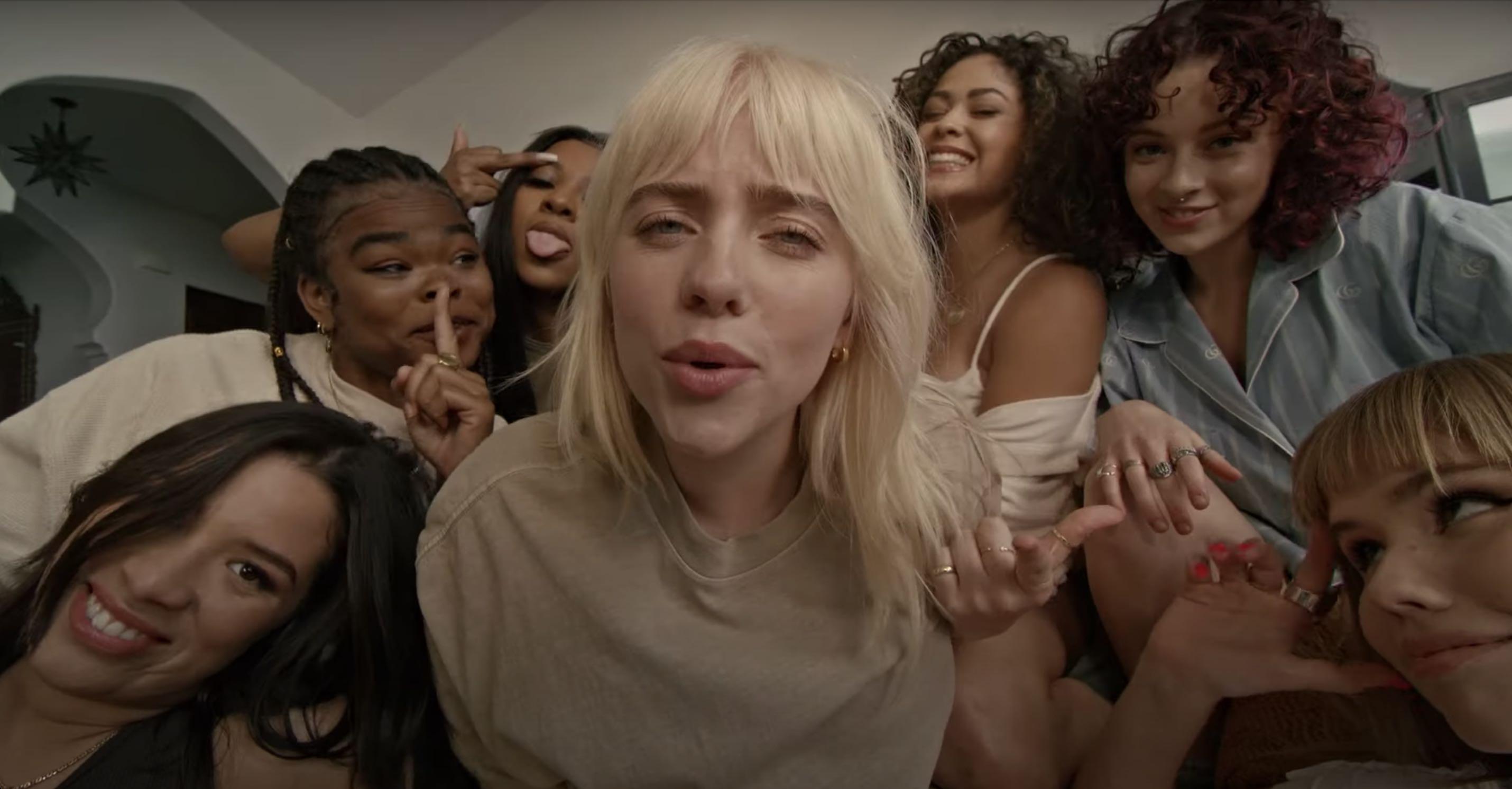 Billie Eilish - Lost Cause (Music Video)