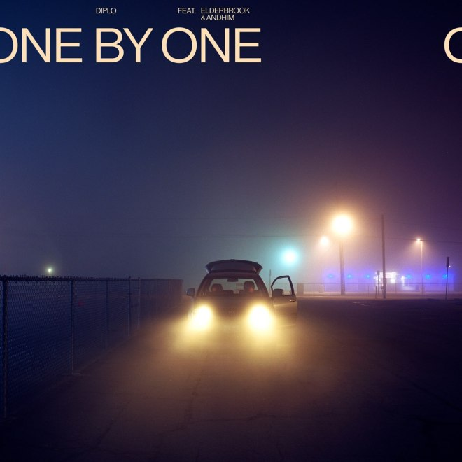 Diplo feat. Elderbrook & andhim - One By One