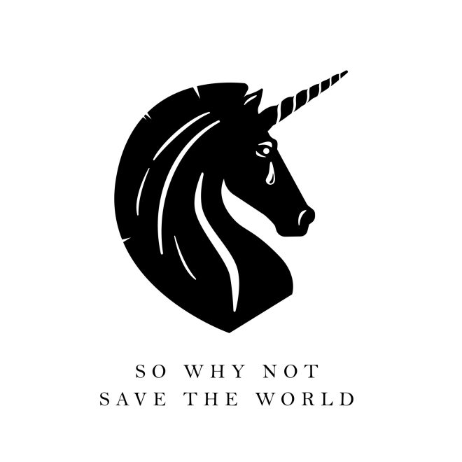 Pink Turns Blue - So Why Not Save The World